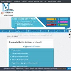Risorse di didattica digitale per i docenti