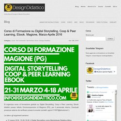 Design Didattico - Instructional Design & Media Education