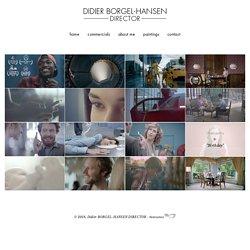 Didier BORGEL-HANSEN DIRECTOR