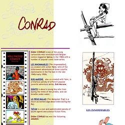 Didier Conrad's home page