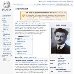 Didier Daurat