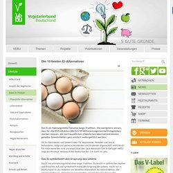 Die 10 besten Ei-Alternativen