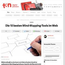 Die 7 besten Mind-Mapping-Tools