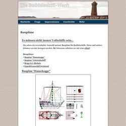 Die Buddelschiff-Werft