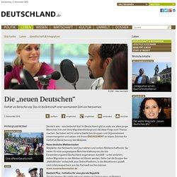 """Die """"neuen Deutschen"""""""