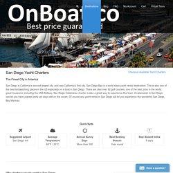 San Diego Yacht Charter & Boat Rental