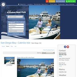 San Diego Freedom Boat Club Boats Freedom Boat Club