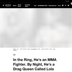Diego Garijo: MMA Fighter and Drag Queen