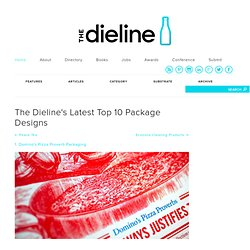 The Dieline's Latest Top 10 Package Designs