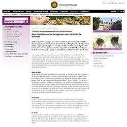 UniUtrecht: Coutinho 1ste deeltijd hoogleraar Utrecht Life Sciences