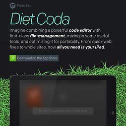 Diet Coda