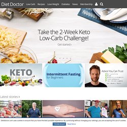 Diet Doctor - Real food for your health