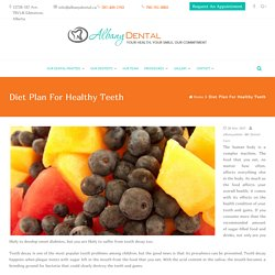 Best Food For Healthy Teeth And Gums