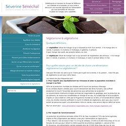 Végétarisme et végétalisme, diététicienne nutritionniste