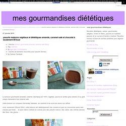 yaourts maisons végétaux et diététiques amande, caramel salé et chocolat à seulement 80 kcal - mes gourmandises diététiques