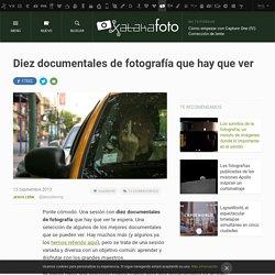 Xataka Foto - Diez documentales de fotografía que hay que ver