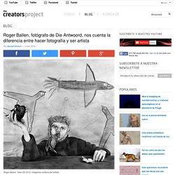 Roger Ballen, fotógrafo de Die Antwoord, nos cuenta la diferencia entre hacer fotografía y ser artista
