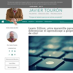 Learn Zillion: ¡otra maravilla para diferenciar el aprendizaje a golpe de clic!