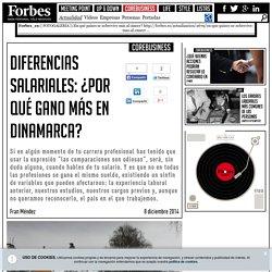Diferencias salariales: ¿por qué gano más en Dinamarca?
