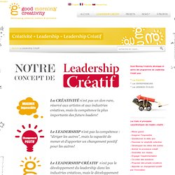 Inspirer les leaders à innover différemment