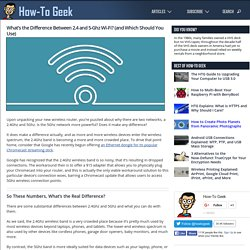 What's the Difference Between 2.4 and 5-Ghz Wi-Fi? (and Which Should You Use)