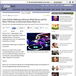 Can't Tell the Difference Between Witch House and Nu Disco? Welcome to Electronic Dance Music 101