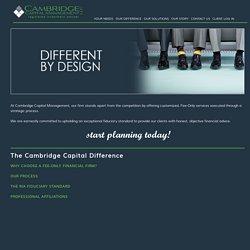Cambridge Capital Management