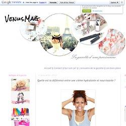 VenusMag: Quelle est la différence entre une crème hydratante et nourrissante ?