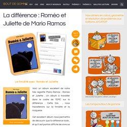 La différence : Roméo et Juliette de Mario Ramos