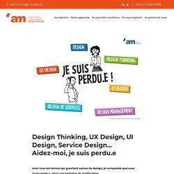 Spécialiste du design thinking - management d'entreprises - Aurélie Marchal.