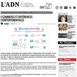 E-commerce et différences comportementales