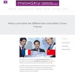 Mieux connaître les différences culturelles Chine-France