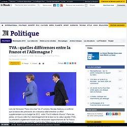 TVA : quelles différences entre la France et l'Allemagne ?