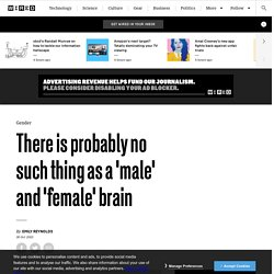 Male and female brain differences negligible, says Rosalind Franklin University study