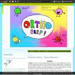 Al-Qaida/les Talibans => quelles différences ? - OrthoPrep, préparation au concours d'orthophoniste