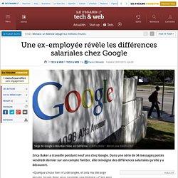 Une ex-employée révèle les différences salariales chez Google