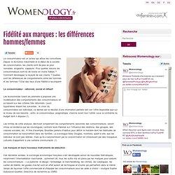 Fidélité aux marques : les différences hommes/femmes