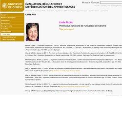 Linda Allal - Évaluation, régulation et différenciation des apprentissages