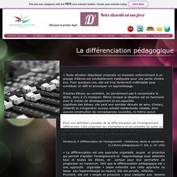 Différenciation définition