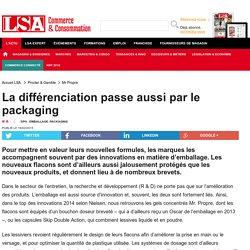 La différenciation passe aussi par le packaging - Emballage