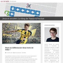 Peut-on différencier deux tests de FIFA ? – Jeux et société
