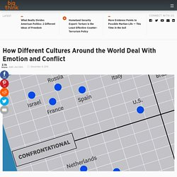 How Different Cultures Around the World Deal With Emotion and Conflict