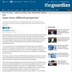 Same news, different perspective