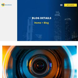 Different Types Of Security Camera Lenses