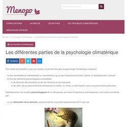 Psychologie climatérique