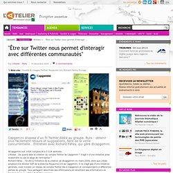 """[Atelier BNP] """"Être sur Twitter nous permet d'interagir avec différentes communautés"""""""