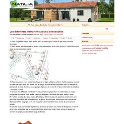 Les différentes démarches pour la construction - Ma maison bois avec Natilia Cholet (49)