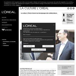 Différentes facettes de la culture L'Oréal - Ce que nous sommes