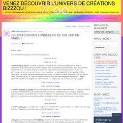 VENEZ DÉCOUVRIR L'UNIVERS DE CRÉATIONS BIZZZOU !