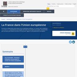Qui est pauvre en Europe? Deux figures différentes de la pauvreté, par l'approche monétaire ou par la privation matérielle et sociale − La France dans l'Union européenne